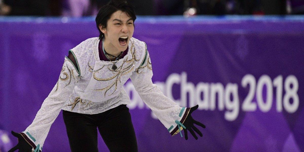 VIDEO. ¿Por qué el nuevo campeón olímpico de patinaje necesita a Winnie the Pooh?