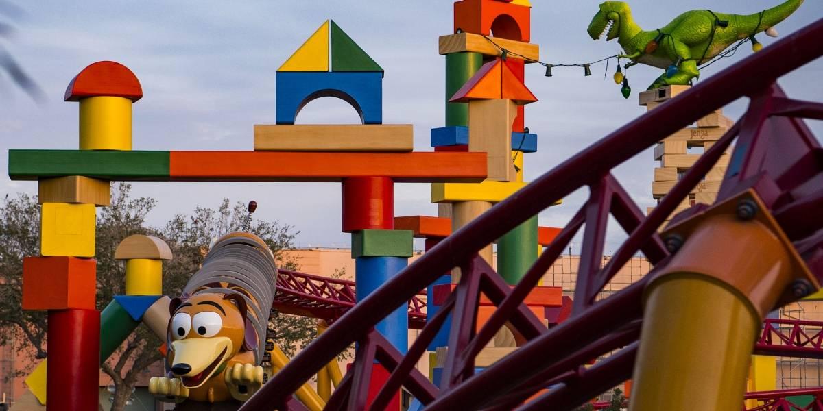 Nueva atracción de Toy Story en Disney abrirá en junio del 2018