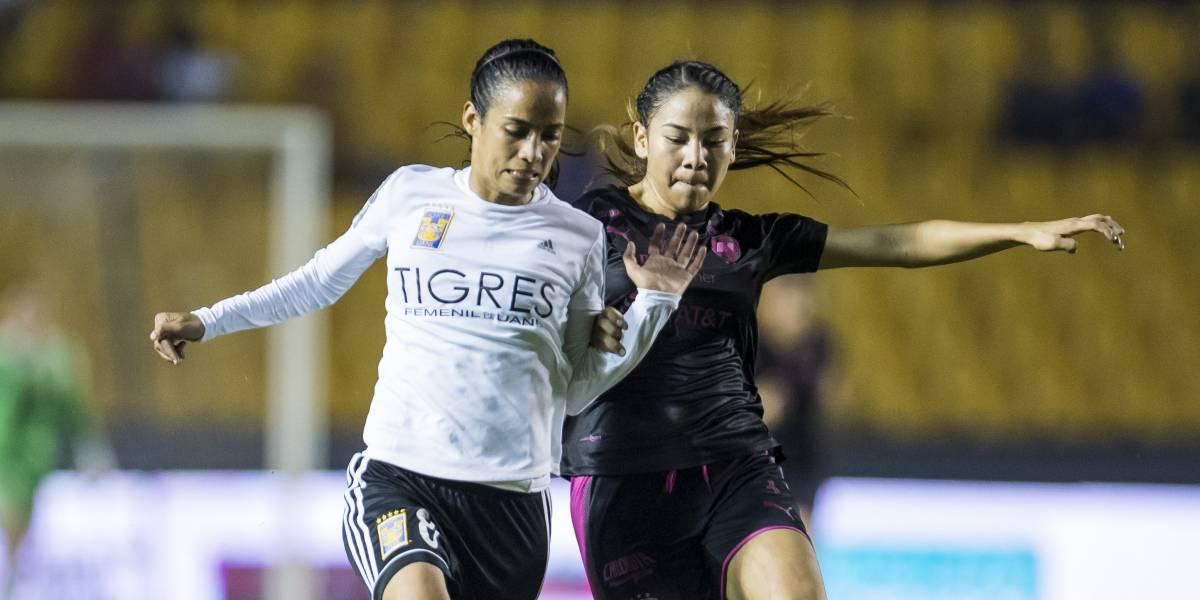 Van felinas y Rayadas por orgullo y liderato en el Clásico femenil
