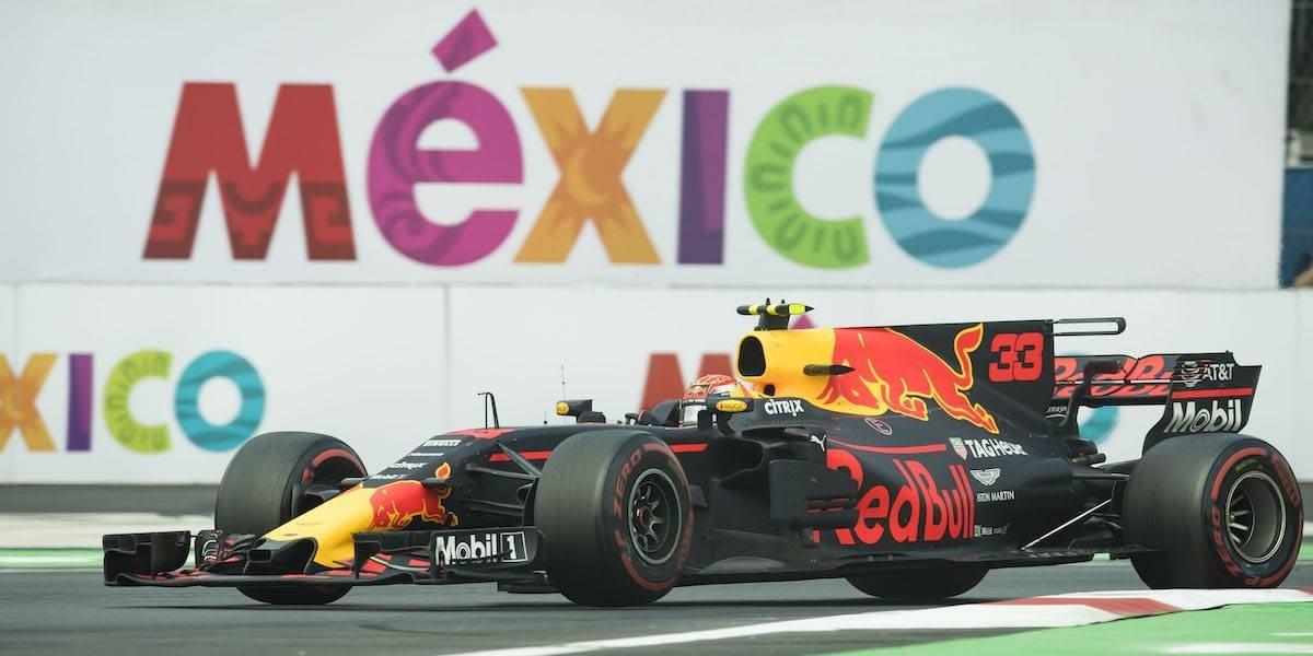 Inicia la preventa de boletos para Gran Premio de México 2018