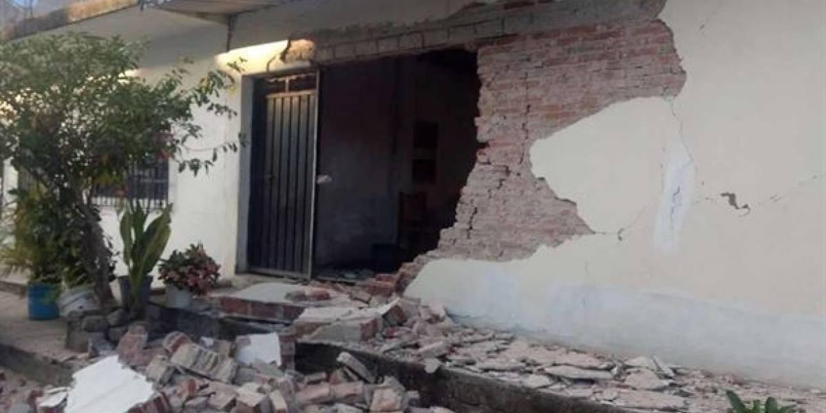 Oaxaca reporta mil viviendas con daños tras terremoto 7,2