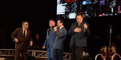 Concierto de Gilberto Santa Rosa