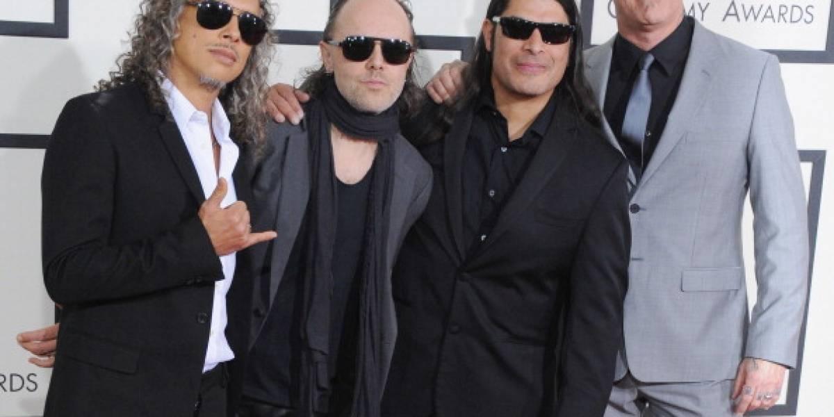 "Metallica gana el ""Premio Nobel"" de la música"