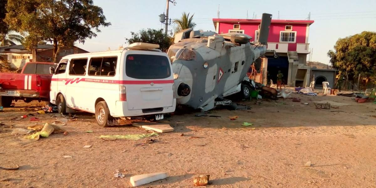 Gobierno español envía sus condolencias por accidente de helicóptero mexicano