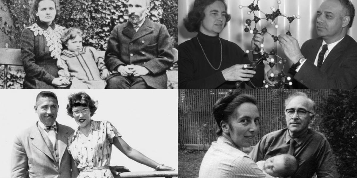 Marie e Pierre Curie e outras 3 grandes histórias de amor na ciência