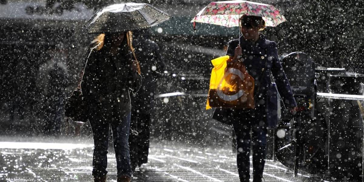 Activan plan de contingencia ante temporada de lluvias en Bogotá