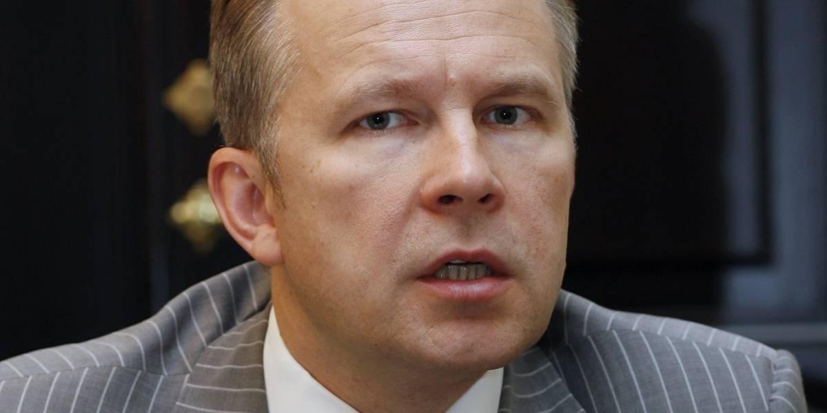 Arrestan a jefe del banco central de Letonia por corrupción