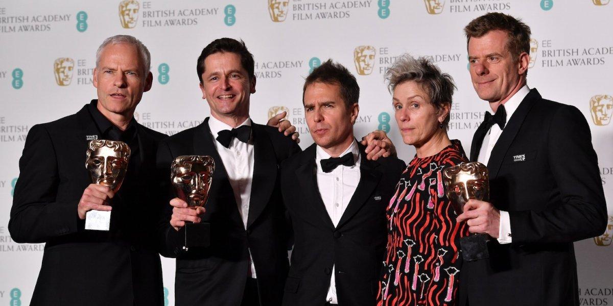 "Bafta 2018: ""Three Billboards Outside Ebbing, Missouri"" gana cinco premios"