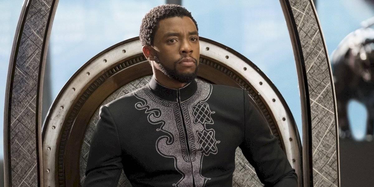 """Chadwick Boseman sería recreado digitalmente para """"Black Panther 2"""", en la que T'Challa moriría al inicio"""
