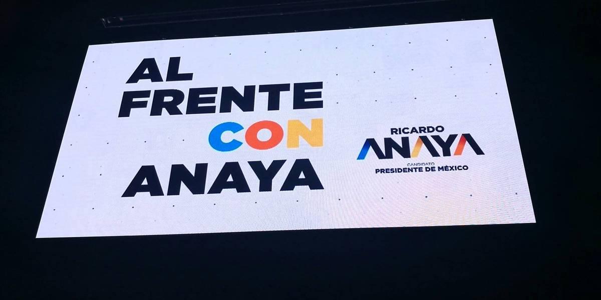 PRD avala candidatura de Anaya para la presidencia de la República