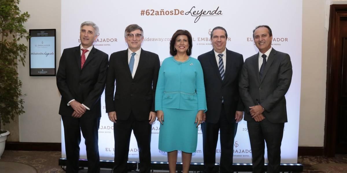 #TeVimosEn: El Embajador celebra su 62 aniversario