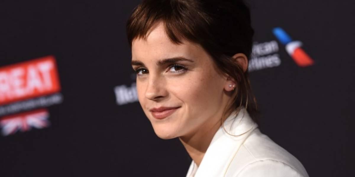 Emma Watson dona 1 millón de libras a un fondo de lucha contra el acoso