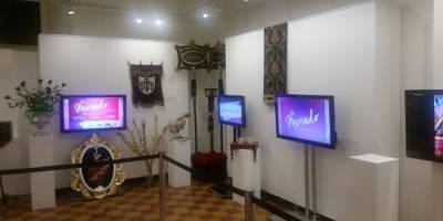 """Expo """"De Morado"""""""