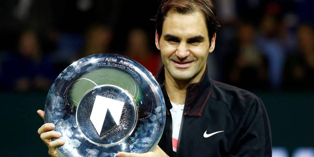 Federer: Su Majestad coronó el regreso al No 1