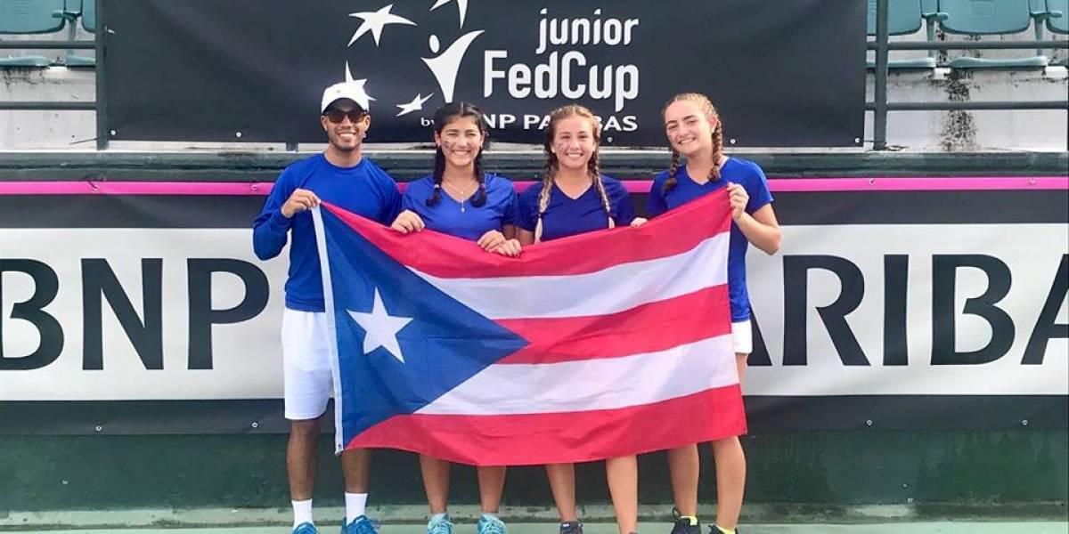 Puerto Rico se consagra como el líder del tenis juvenil centroamericano y del Caribe