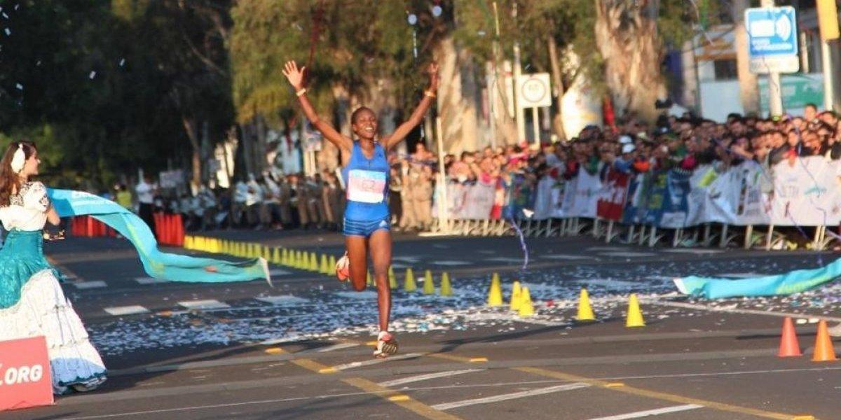 Dominan atletas kenianos el 21K de Guadalajara