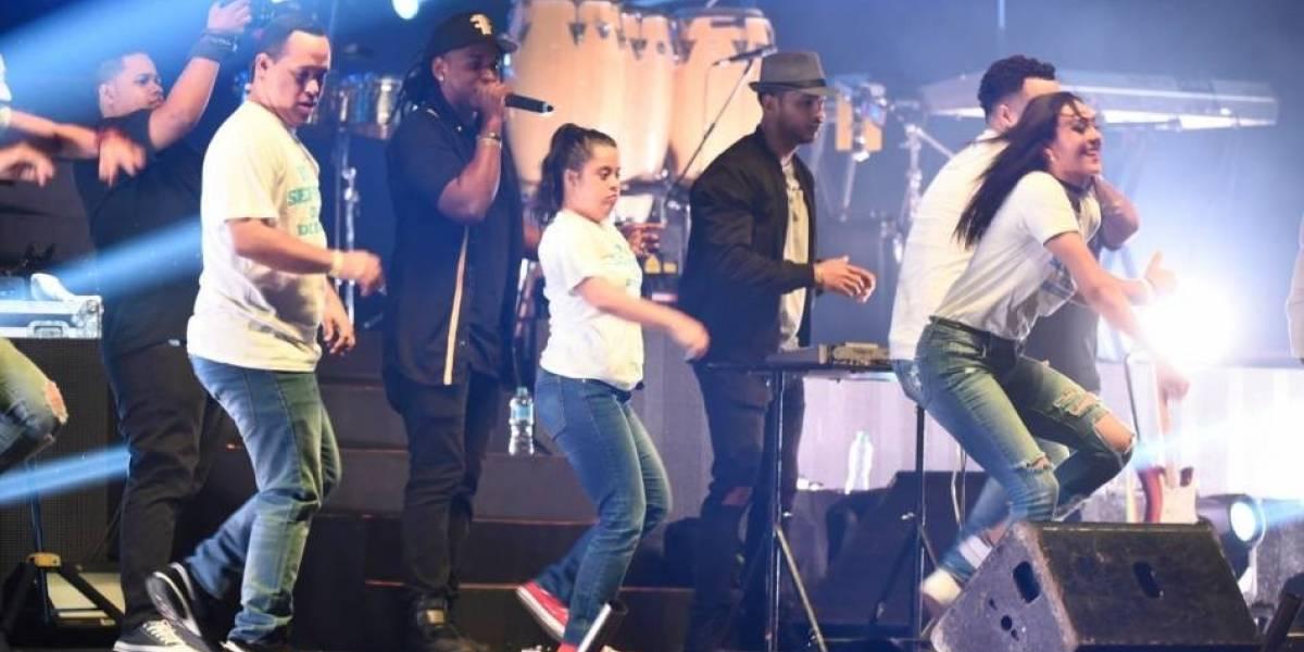"""""""Quiéreme como soy"""", un concierto solidario que puso a todos a bailar"""