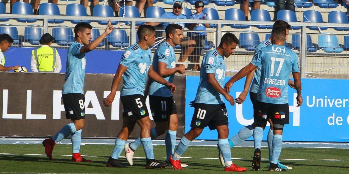 El argentino Oroz se vistió de goleador en el triunfo de O'Higgins sobre Huachipato