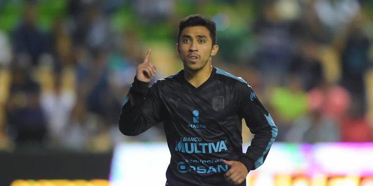 Sagal, Puch y Ramos celebraron: La extraordinaria jornada goleadora de los chilenos en México