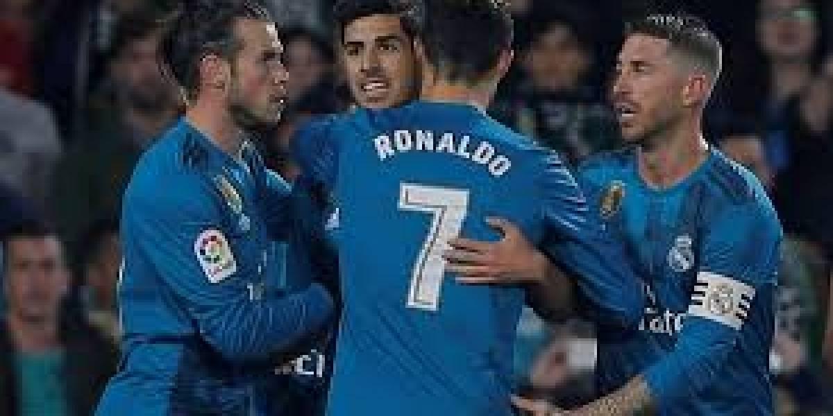 El Real Madrid remonta para vencer al Betis