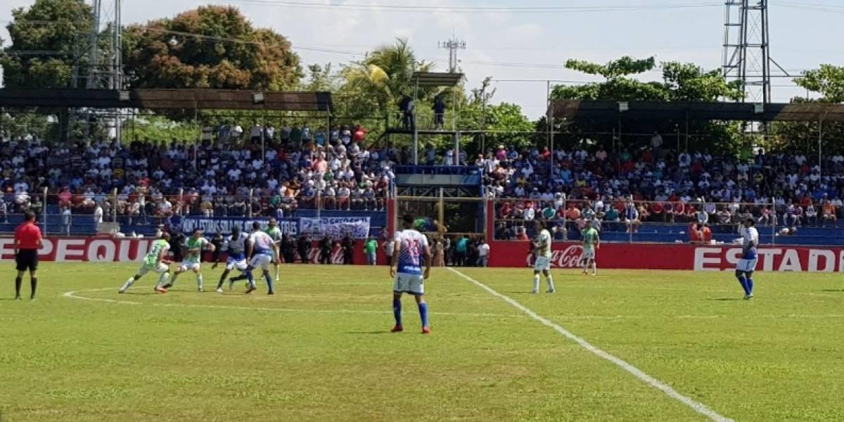 Antigua viene de atrás para vencer aSuchiy retoma la punta del Clausura 2018