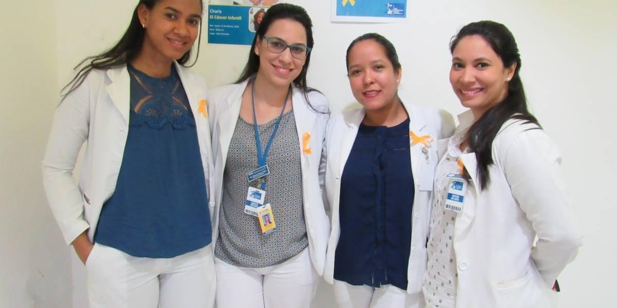 Instituto Oncológico conmemora Día Internacional del Cáncer Infantil