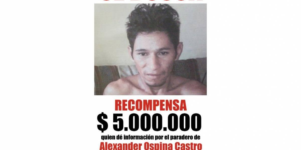 Apareció el hombre que habría raptado a una menor en Chía