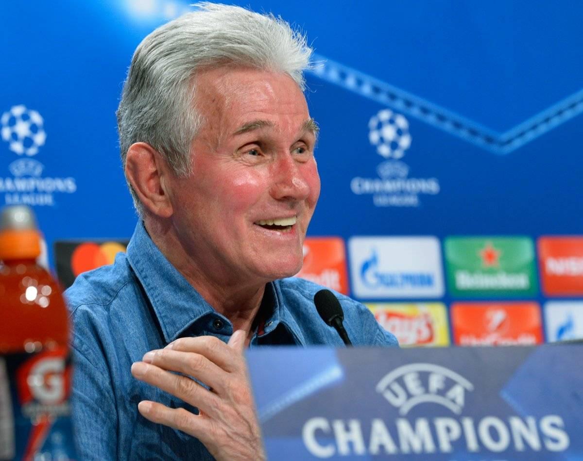 Heynckes regresó al Bayern y su rendimiento ha mejorado.