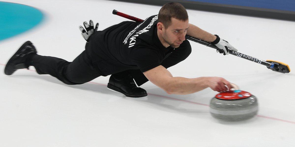 Deportista ruso se dopó para ganar una medalla en… ¡curling!