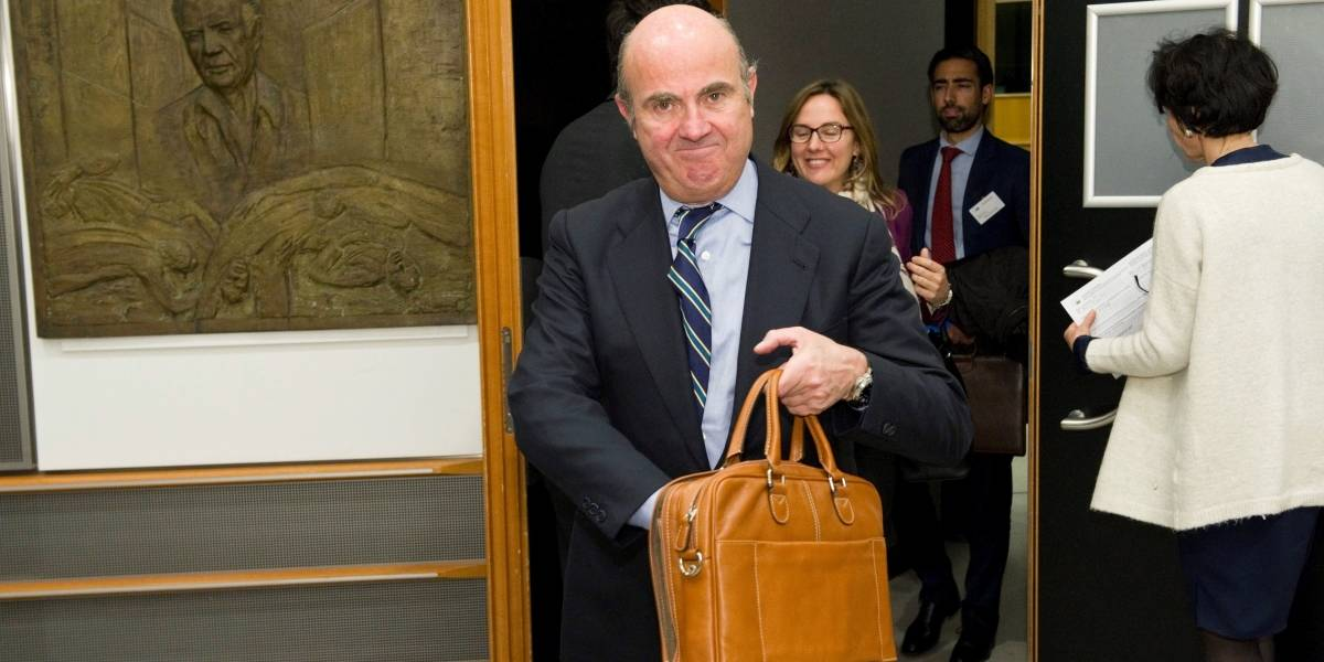 Eligen a Luis de Guindos como nuevo vicepresidente del BCE