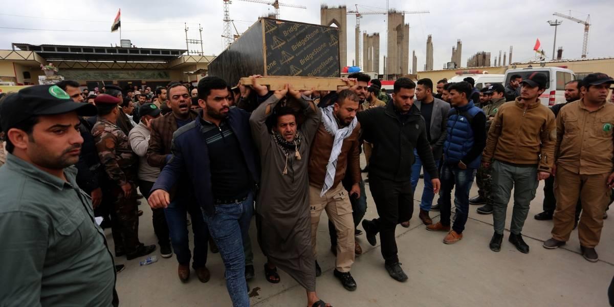 EI se adjudica ataque contra las milicias progubernamentales iraquíes