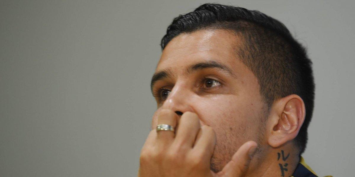 David Cabrera no jugará ante Chivas