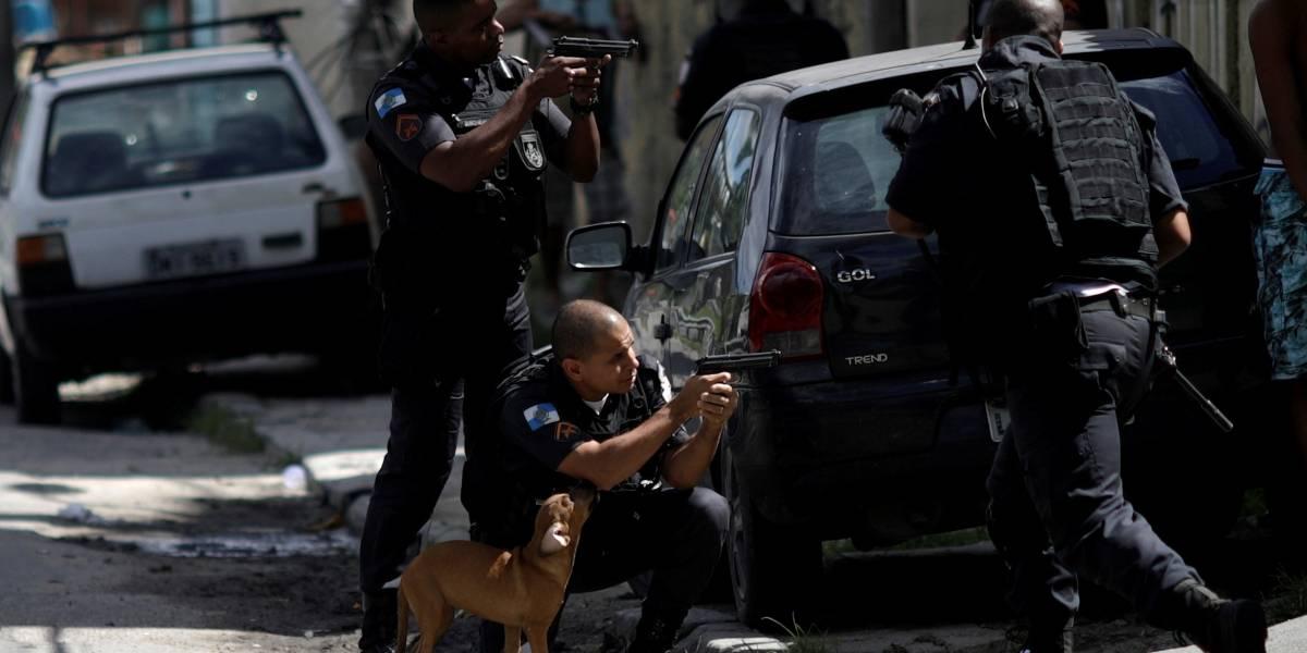 Bandidos do Rio podem migrar pra SP após intervenção? Secretário de Segurança opina