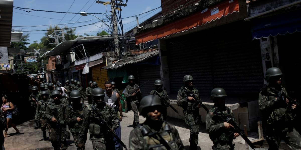 Câmara vota hoje decreto da intervenção federal no Rio