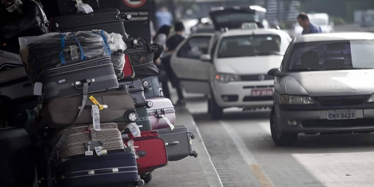 Entenda por quê mil motoristas estão sendo multados a mais por mês no aeroporto de Guarulhos