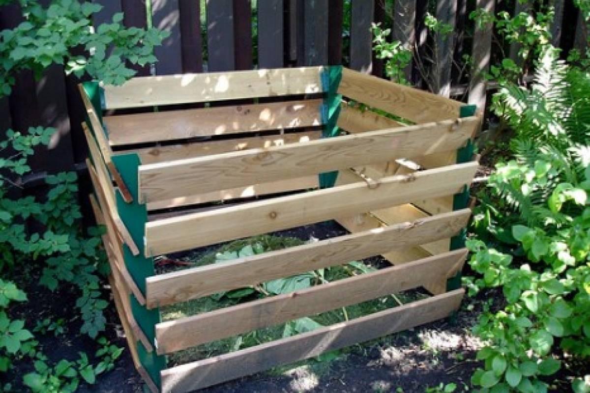 Huerta y jardin c mo hacer compost en casa compostera veoverde nueva mujer - Como hacer compost en casa ...