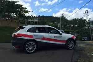 Porsche Misión Puerto Rico
