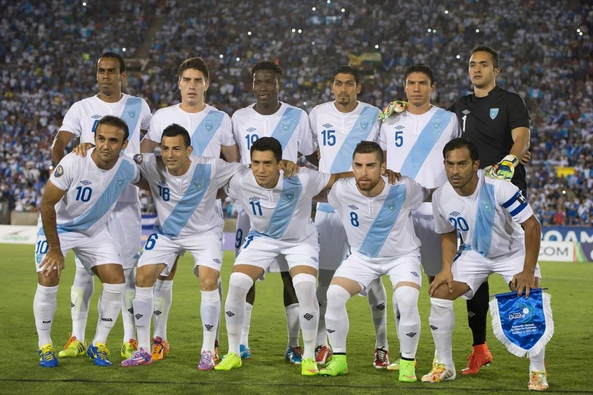 El futbol nacional está suspendido desde octubre e 2016.
