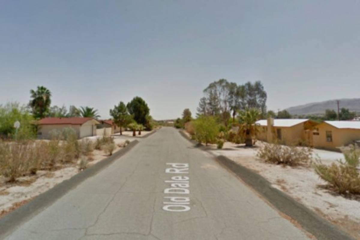 29 Palms, un pueblo en el desierto construido con adobe