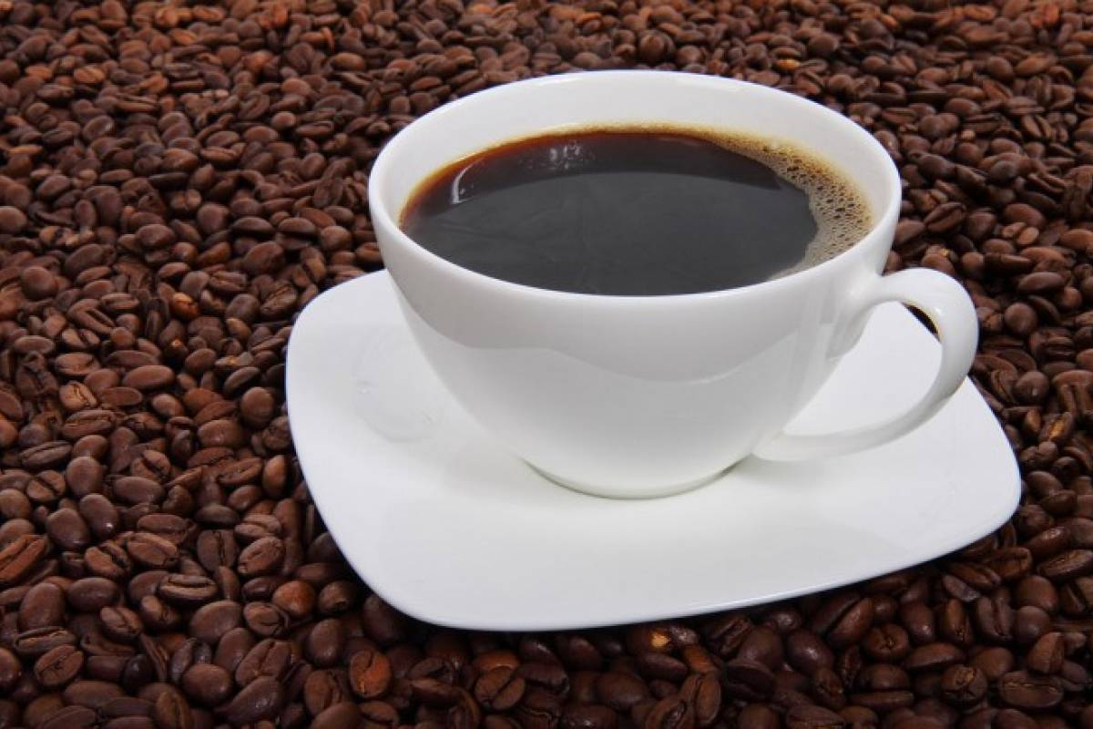 Biocombustible hecho de residuos de café