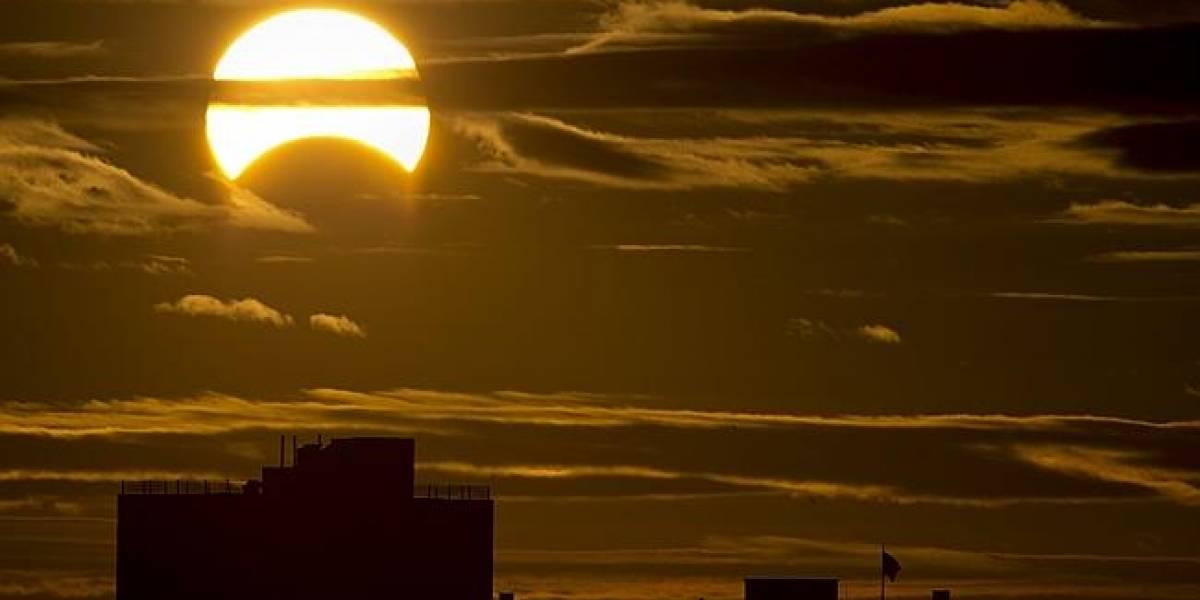 Desde estas regiones se podrá ver el próximo eclipse solar parcial
