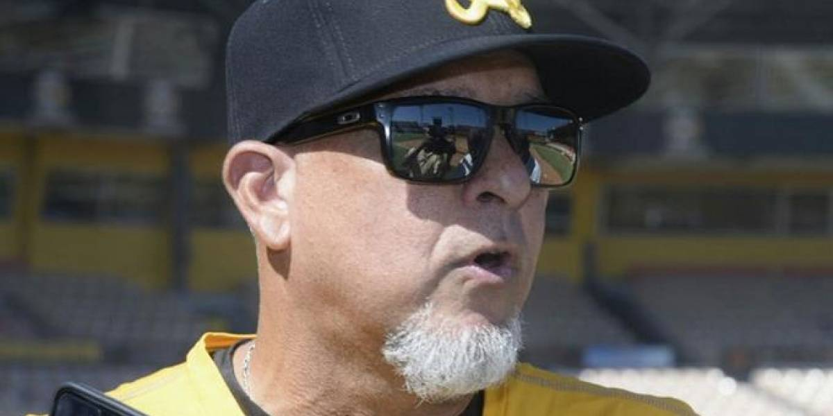 Chilote Llenas confirma que Lino Rivera seguirá como mánager de las Águilas