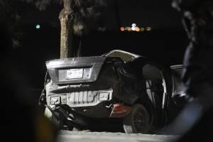 Mueren cinco menores en accidente en Tláhuac; un niño de 12 años venía conduciendo