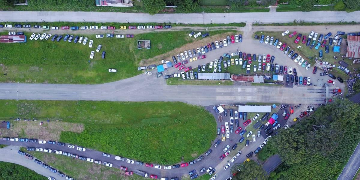 Quevedo cierra las puertas del Autódromo Guatemala con un gran triunfo