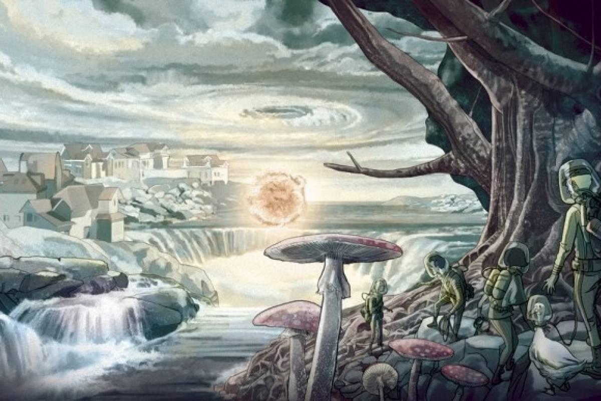 El misterio de las reservas de agua en el centro de la Tierra