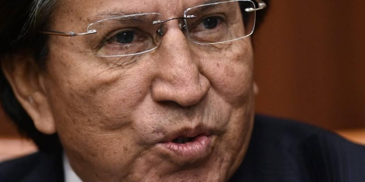 Juez peruano formaliza pedido de extradición de Toledo desde EE. UU.