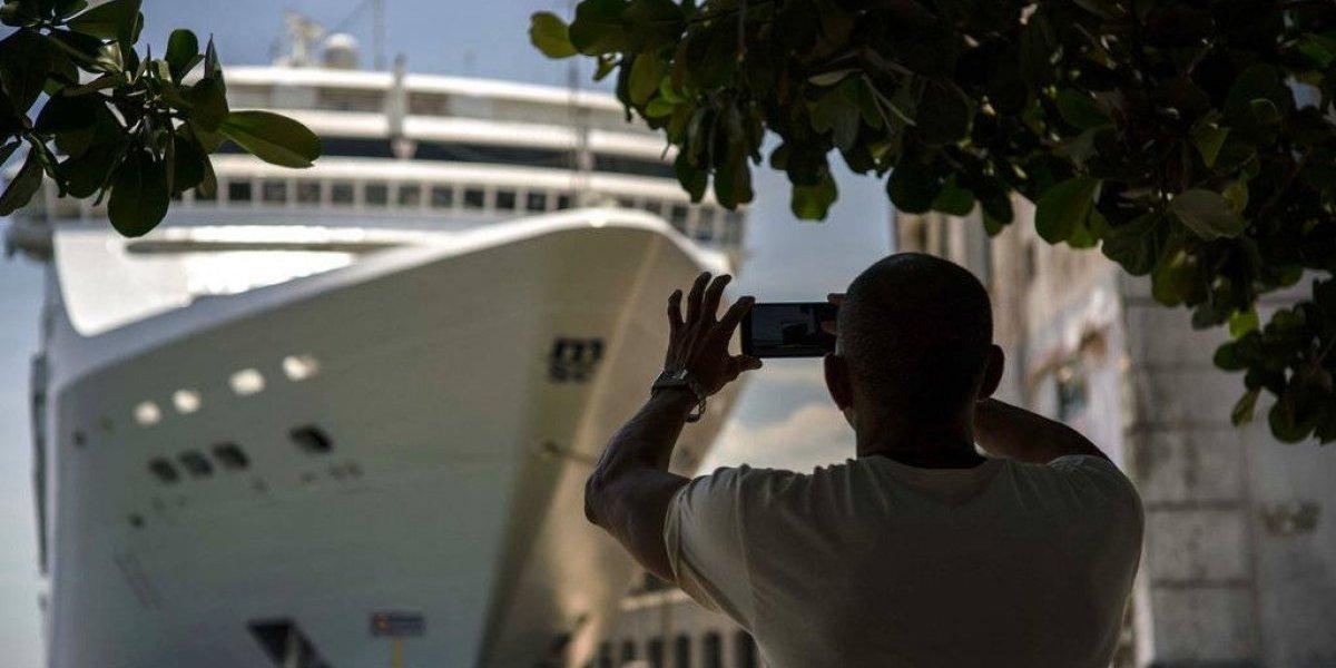 Una familia italiana insultó y golpeó a pasajeros en un crucero