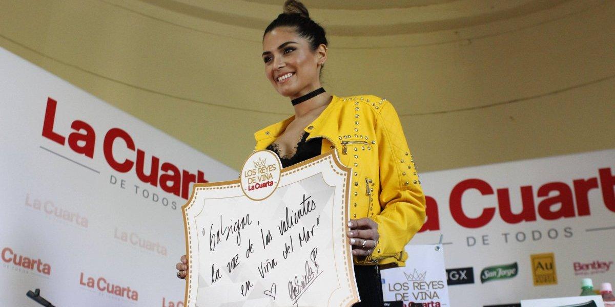 Viña 2018: Conoce a Gabriela Pulgar, la nueva contendiente por la corona del Festival
