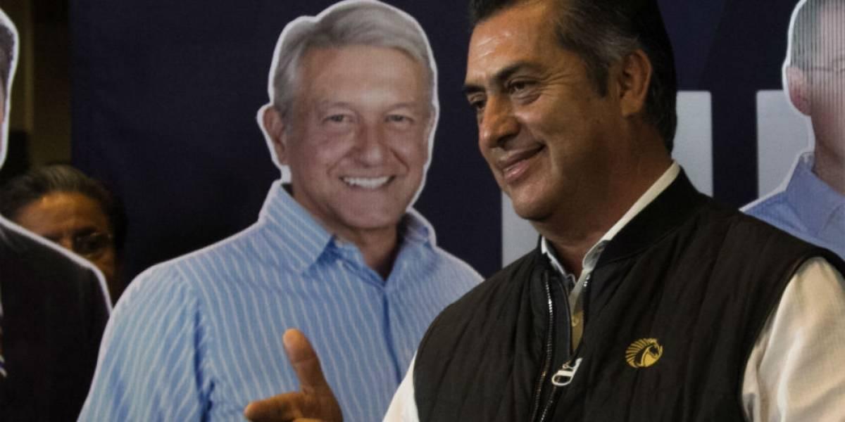AMLO es el nuevo padrino de la 'mafia del poder': El Bronco