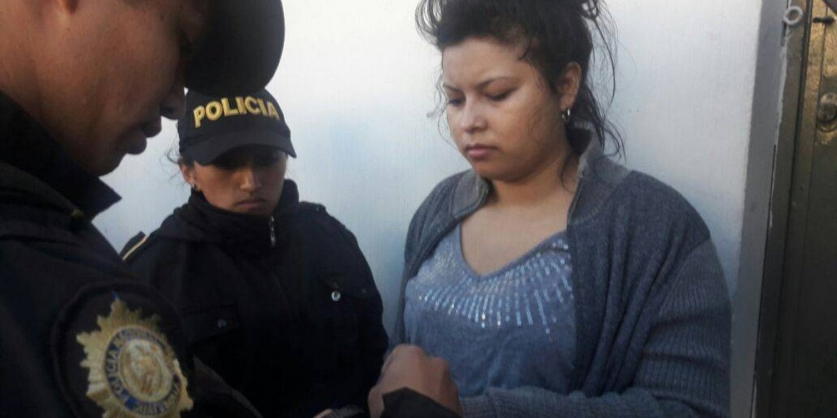 Capturan a salvadoreña vinculada con crimen de mujer embarazada